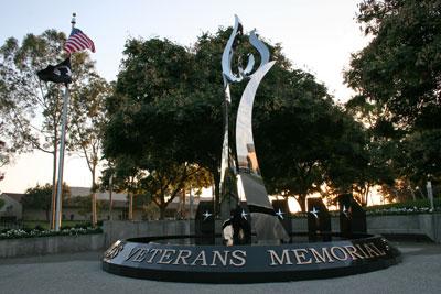 City Of Cerritos Cerritos Veterans Memorial